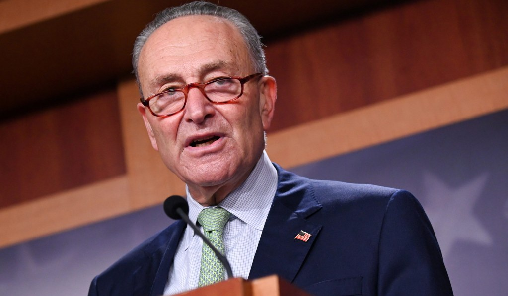 NYC Progressives Call on Schumer to Expand Supreme Court or Be Held 'Accountable' thumbnail
