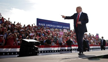 Trump's Huge 2023 Decision