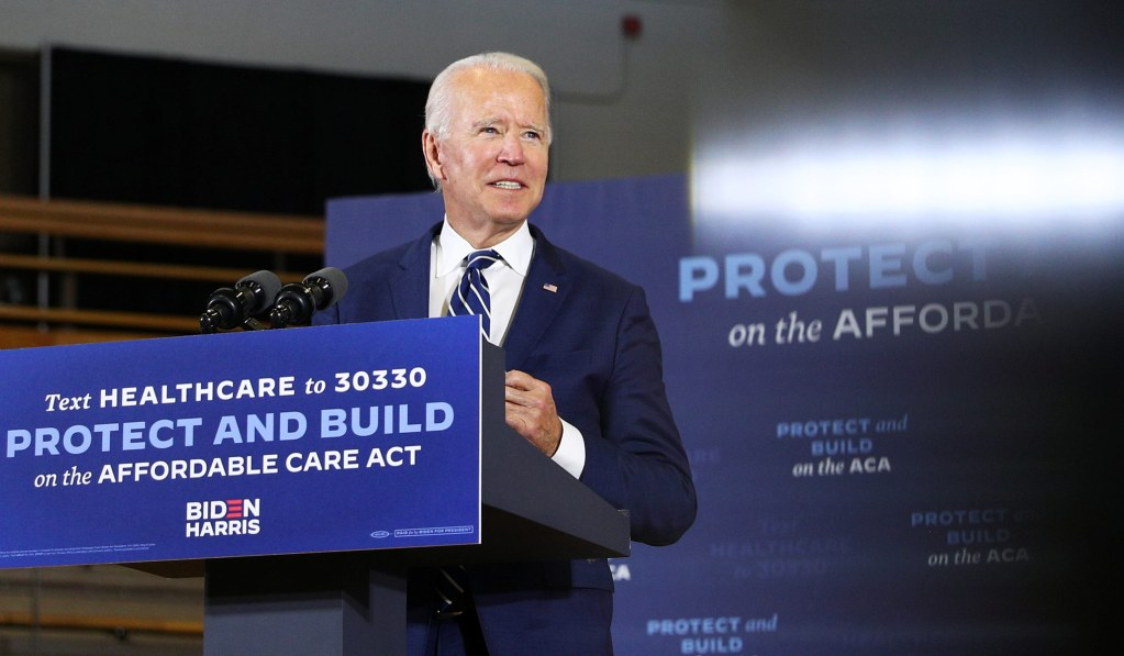 Joe Biden Tax Plan Would Hurt Low- and Middle-Income Voters