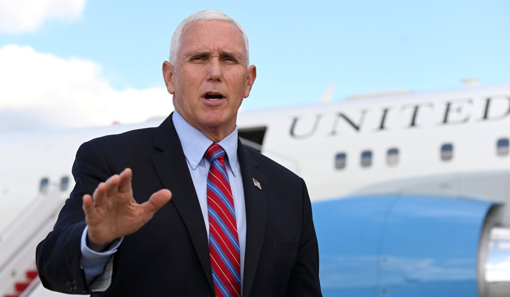Pence Chief of Staff Tests Positive for Coronavirus thumbnail