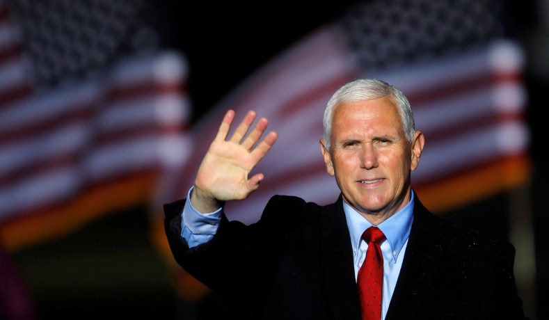 Pence Will Not Preside Over Amy Coney Barrett Vote after Possible Coronavirus Exposure