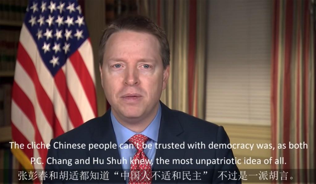 Meet the Trump Official Calling Beijing's Bluff