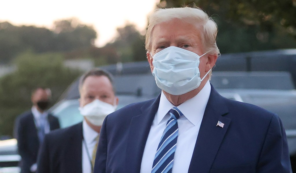 Trump Set to Propose $1.8T Coronavirus Relief Package, Says Negotiations Are 'Moving Along'