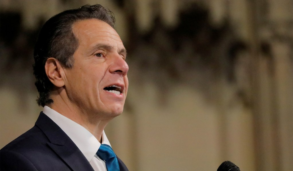 Cuomo Threatens to Sue Trump Admin. to Ensure Vaccine Is Distributed to 'Black and Brown Communities'