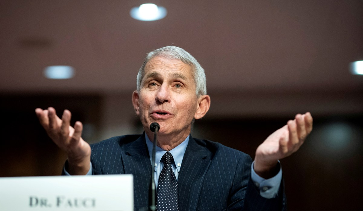 Fauci Admits Post-Vaccination Masking Was About 'Signals' Weeks after Insisting Otherwise | National Review