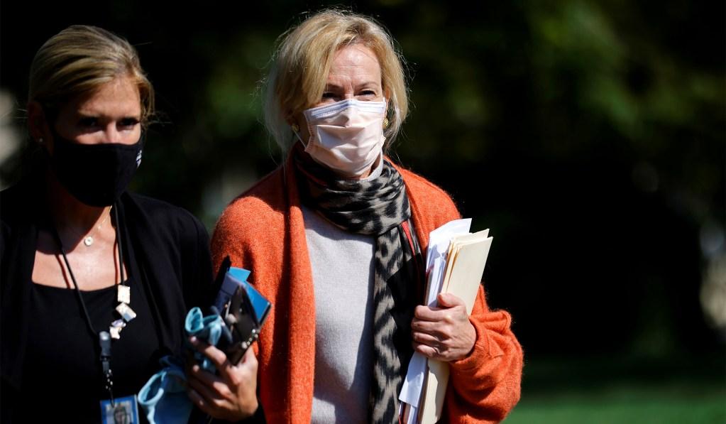 Dr. Deborah Birx Urges White House to Take 'Much More Aggressive Action' against Coronavirus
