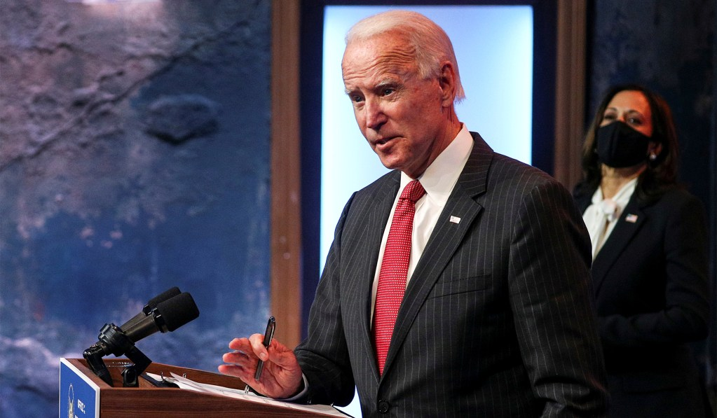 Biden Promises Bill Providing Pathway to Citizenship for 11 Million Illegal Immigrants in First 100 Days