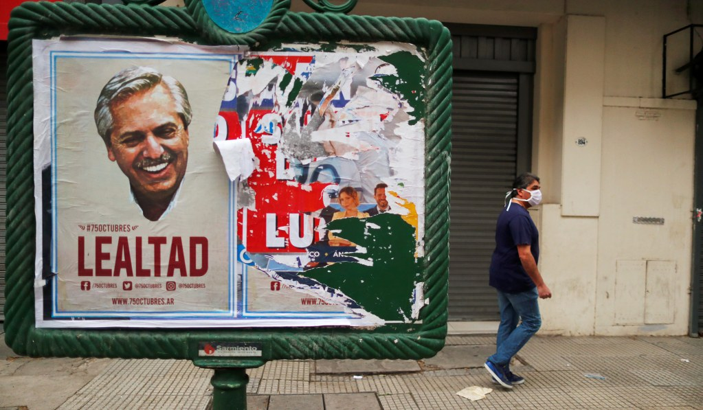 Argentina's Left-Wing President Is Deepening the COVID-19 Recession