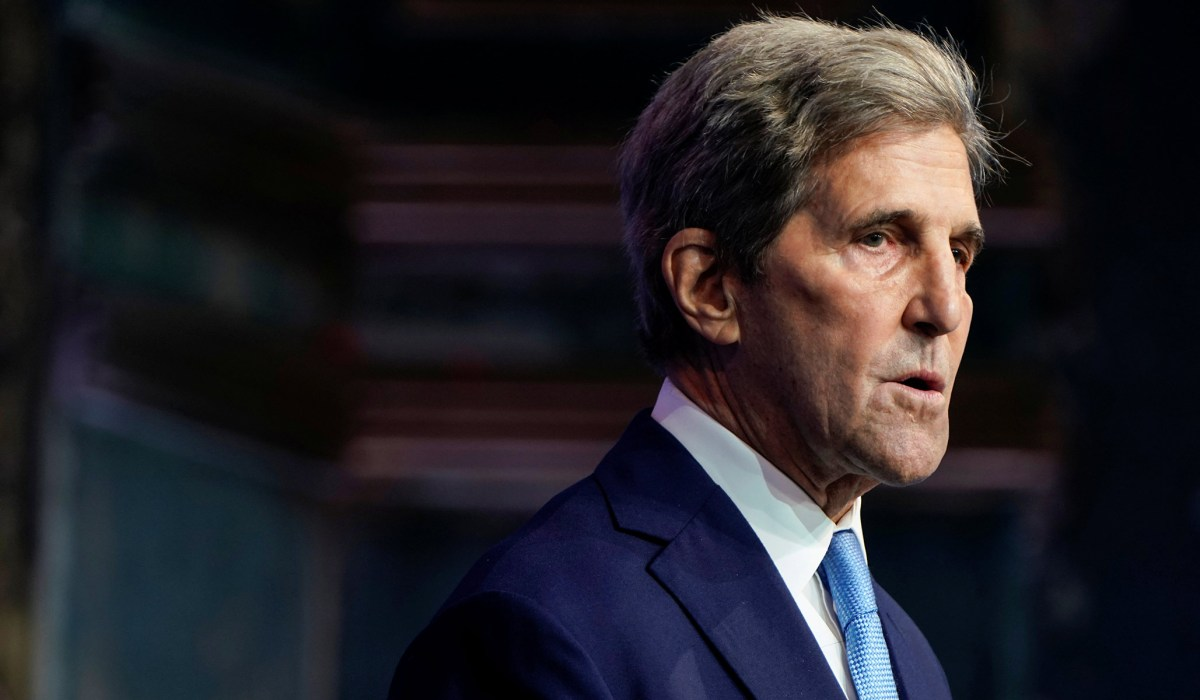 John Kerry, Davos, and the 'Great Reset' | National Review