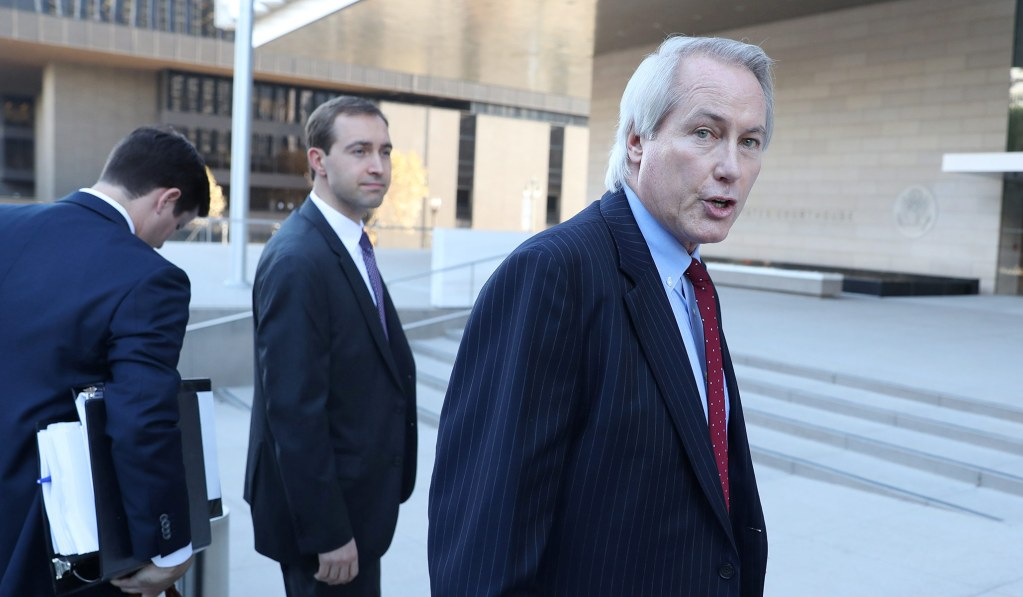 The Conspiracy-Theorist Lawyer Who Would Hand Joe Biden Control of the Senate