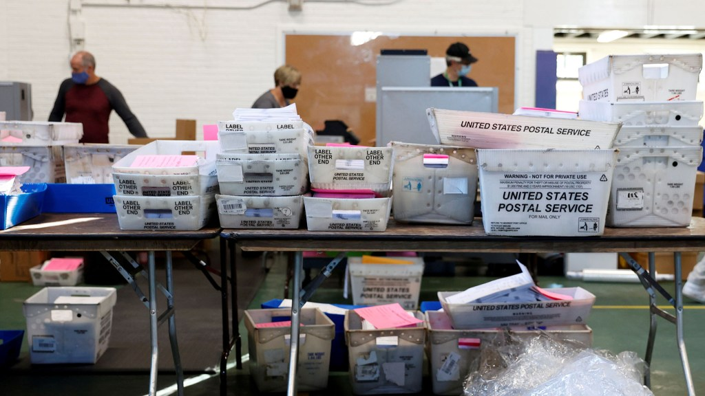 States Need to Process Mail-in Ballots Early