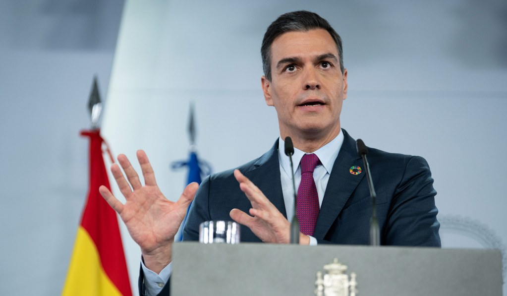 Spain's Government Declares War on the Spanish Language