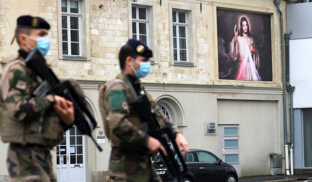 Religious Liberty in Peril, in France and Elsewhere