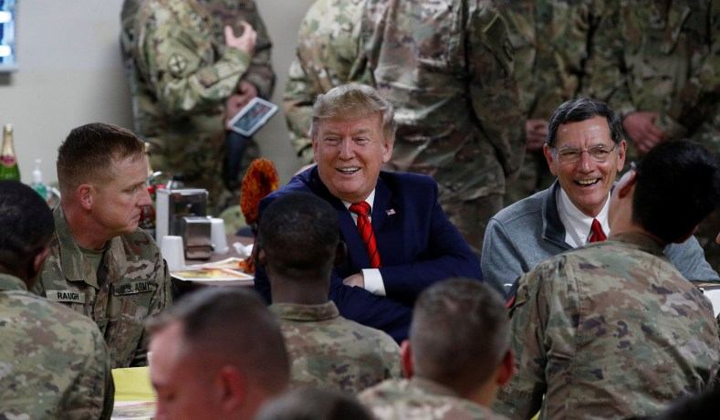 Trump to Withdraw Thousands of Troops from Afghanistan, Iraq before Leaving Office