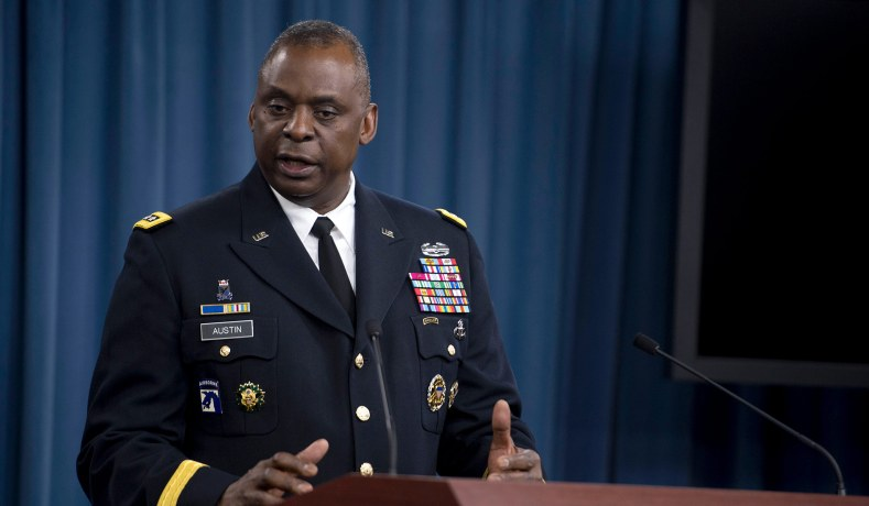 Biden to Tap Army General Lloyd Austin for Secretary of Defense | National  Review