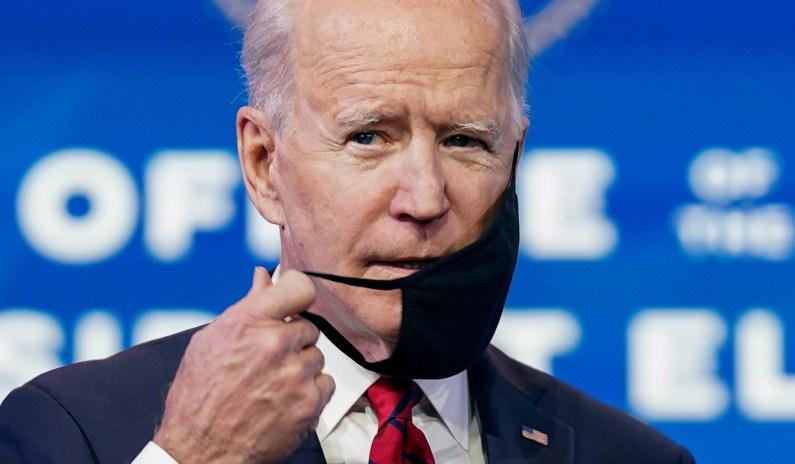 Biden's Pandemic-Policy Challenge