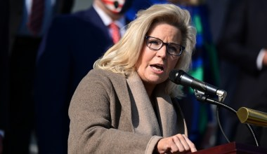 House Republicans Vote to Oust Liz Cheney from GOP Leadership
