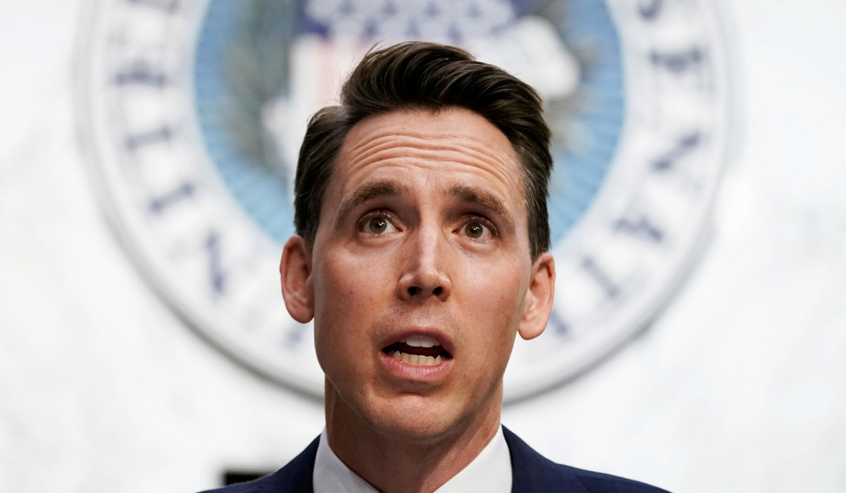 Hawley Blocks Quick Vote on Biden's DHS Secretary Nominee, Citing Lax Immigration Stance   National Review