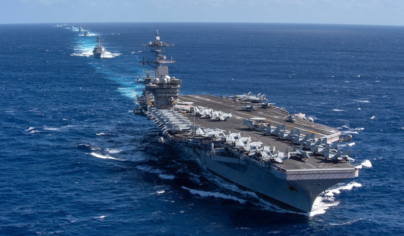The U.S. Navy, America's First, Best Strategy