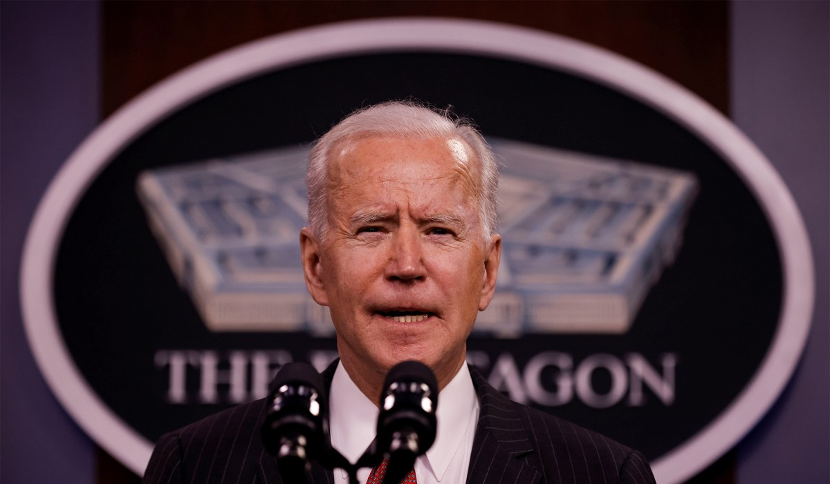 Biden's Budget Would Weaken Our National Defense | National Review