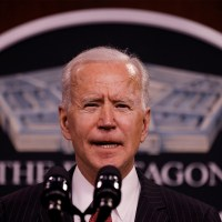 U.S. Strikes Iran-Backed Militia in Syria, in Biden's First Military Action
