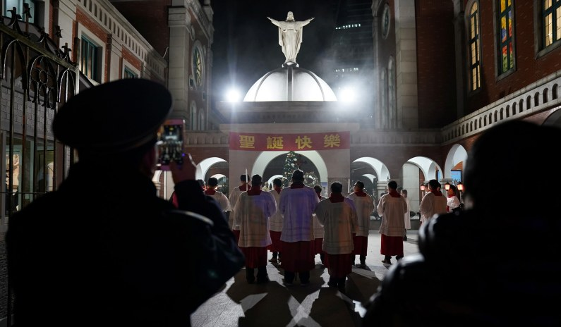 China Betrays Its Deal with the Vatican