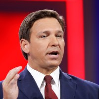 DeSantis Defends COVID Record, Needling Critics: 'The Lockdown States Got It Wrong'