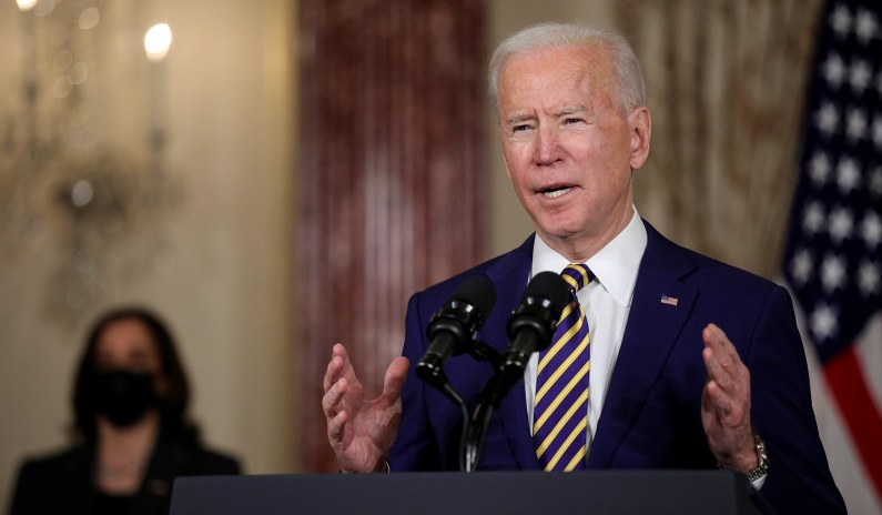 Biden Open to Filibuster Reform: 'Democracy Is Having a Hard Time Functioning' thumbnail