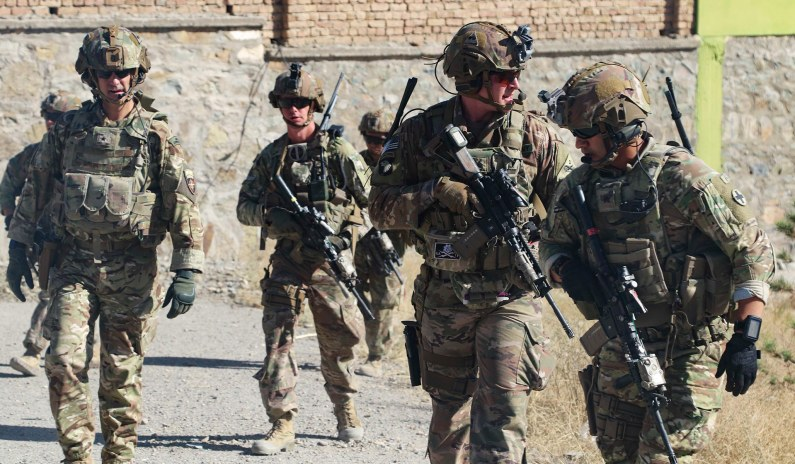 Staying in Afghanistan