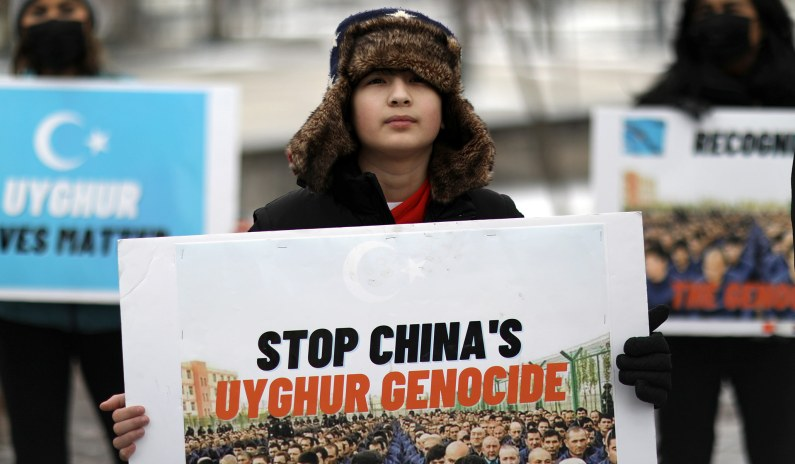 Canadian Parliament Votes to Recognize Uyghur Genocide