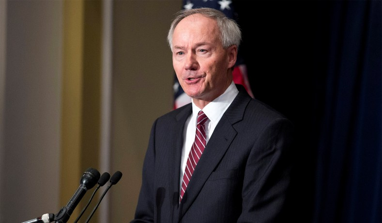 Conservative Groups Urge Arkansas Lawmakers to Override Governor's Veto of Bill Banning Gender Transition Procedures for Minors