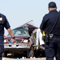 Border Patrol: SUV in Deadly California Crash Part of Human Smuggling Operation