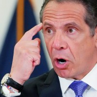 Former Aide Describes Cuomo Groping Incident: 'Wasn't Just a Hug'