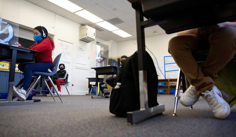 CDC Changes School Social-Distancing Requirements from Six to Three Feet