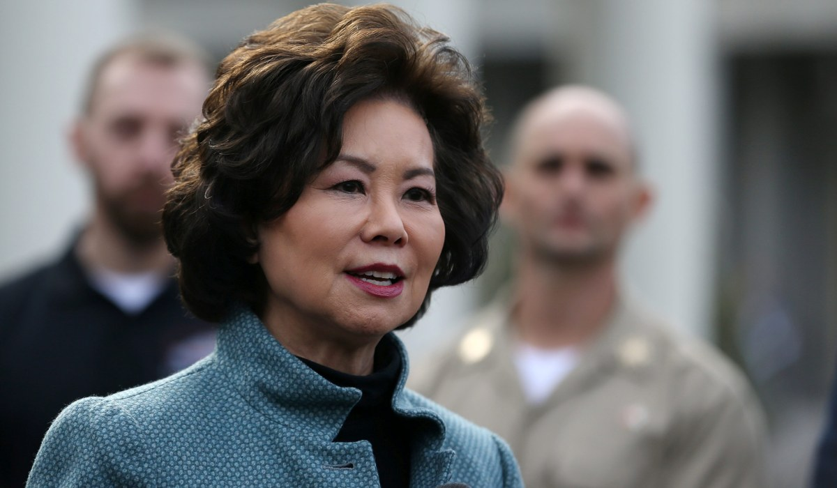 The Character Assassination of Elaine Chao | National Review