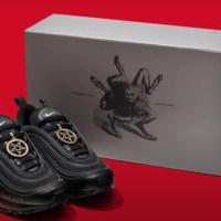 Satan's Shoes Go to Court