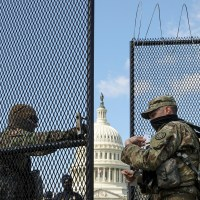 Capitol Police Request National Guard Remain for Additional Two Months