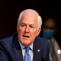 Cornyn Suggests GOP Could Back $800 Billion Infrastructure Bill