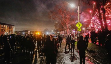 40 Arrested in Second Night of Brooklyn Center Rioting, Police Say