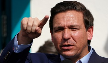 DeSantis Signs 'Anti-Riot' Bill into Law