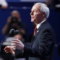 Arkansas Governor's Trans-Bill Veto Raises Questions about Corporate Pressure