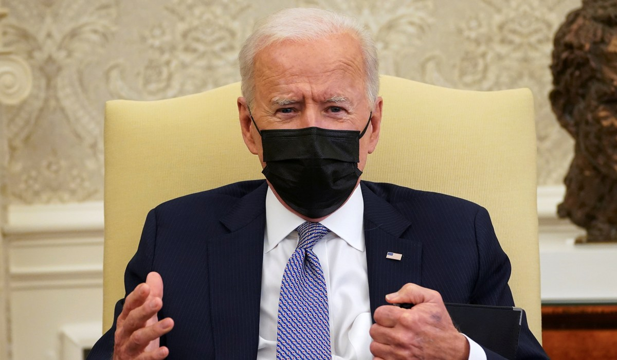 Biden: 'Remains to be Determined' Whether Minnesota Police Shot Daunte Wright by Accident | National Review