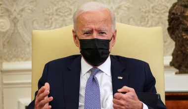 Biden: 'Remains to be Determined' Whether Minnesota Police Shot Daunte Wright by Accident
