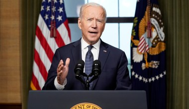 Biden's Decidedly Unwoke War on Drugs