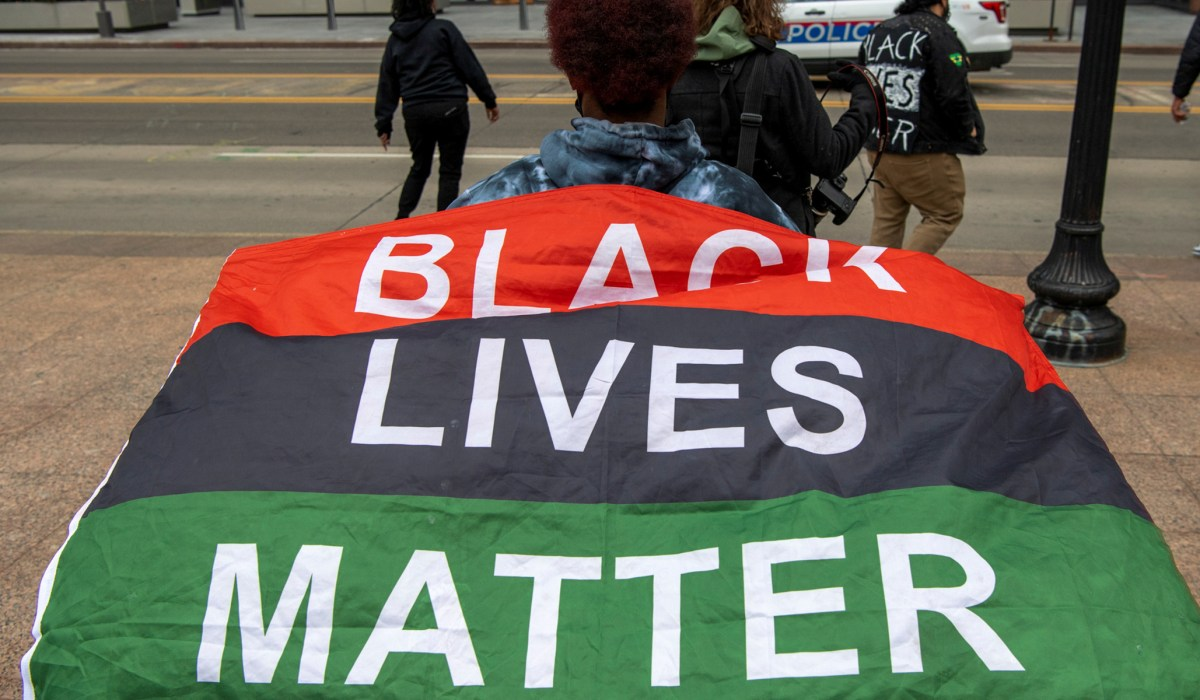 Black Lives Matter Claims Police 'Wasted No Time in Senselessly Taking' Ma'Khia Bryant's Life | National Review