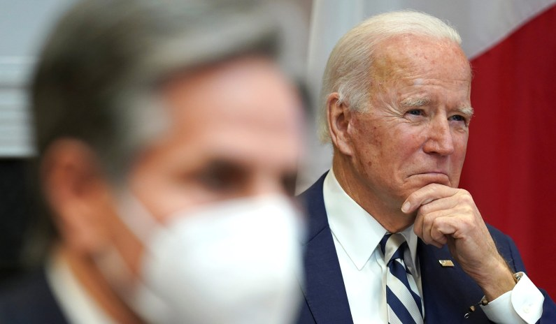 Will Biden's Return to the Iran Deal Abandon American Prisoners Held There — Again?