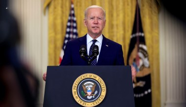 Psaki Now Says Biden to Raise Refugee Cap by May 15, Cites 'Confusion' over Directive