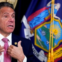 Cuomo Claims 'Harassment Is Not Making Someone Feel Uncomfortable'