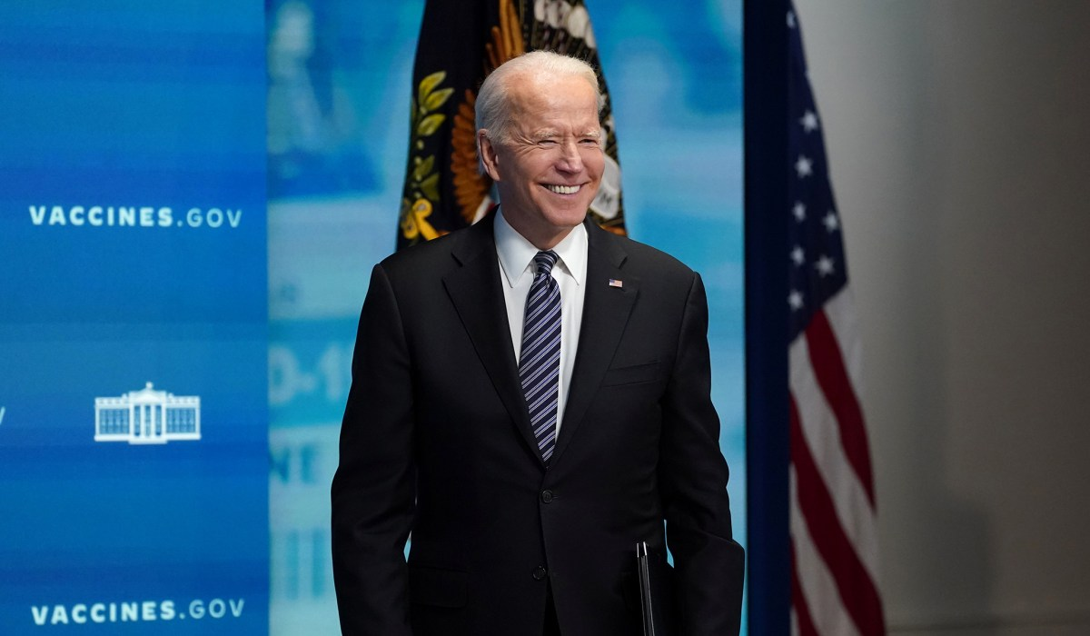 Biden's Honeymoon Is Over   National Review