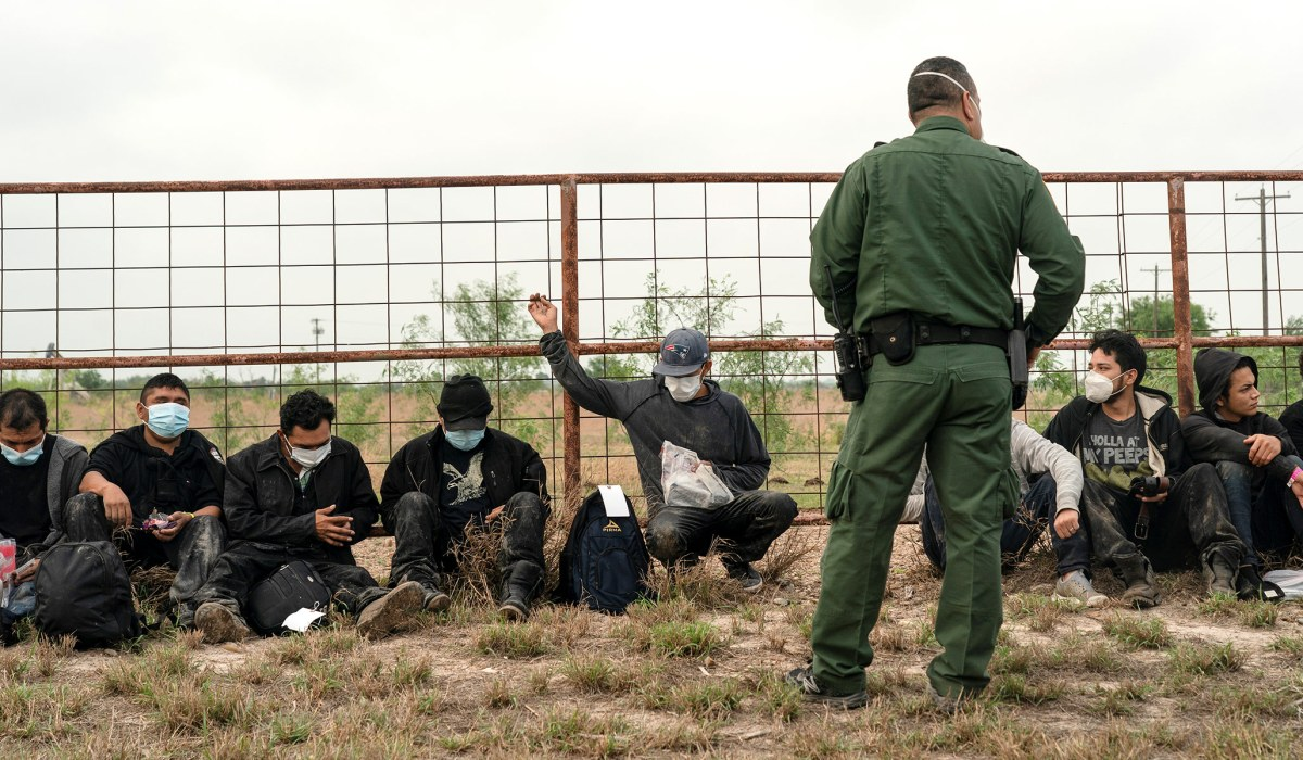 Border Apprehensions Reach 20-Year High in April | National Review